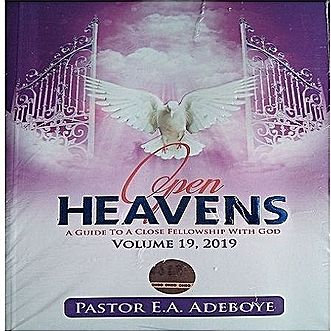 Open Heaven 19 January 2019