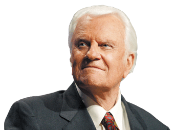 Billy Graham 17 December 2018 Daily Devotional