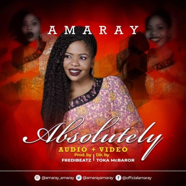 Photo of Gospel Music: Absolutely by Amaray (Video/Audio)