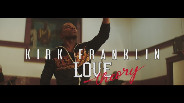 "Photo of Watch Video: Kirk Franklin releases new video ""Love Theory"""
