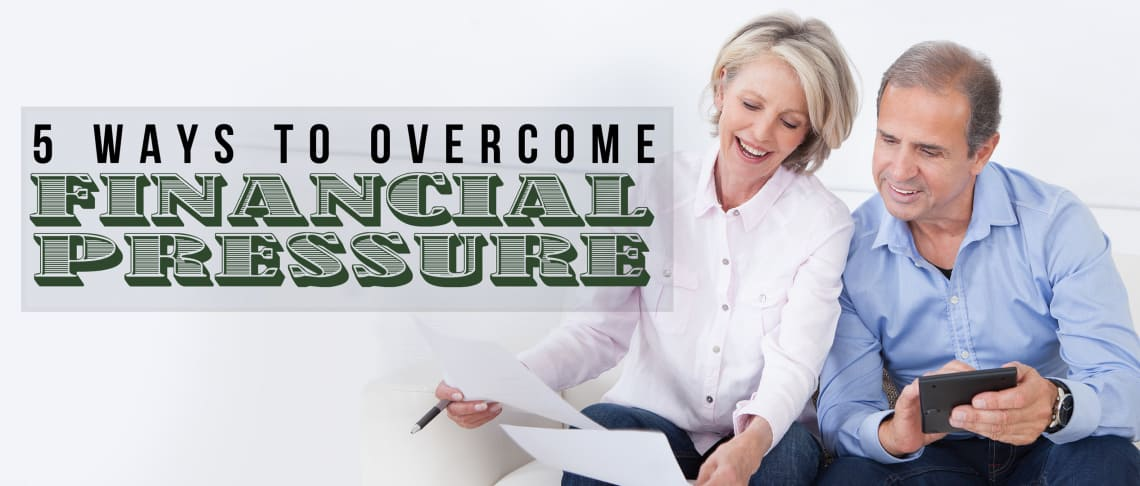 Photo of 5 Ways to Overcome Financial Pressure