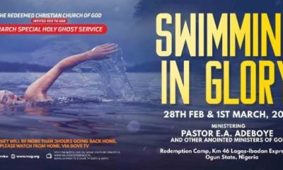 RCCG Holy Ghost March 2019