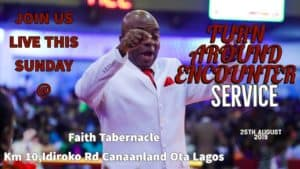 Winners' Chapel 29 September 2019 Live Service with David Oyedepo