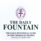 Daily Fountain Devotional 6th June 2020