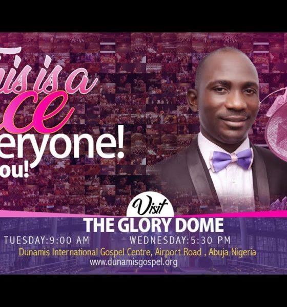 Dunamis Live Sunday Service 7th June 2020
