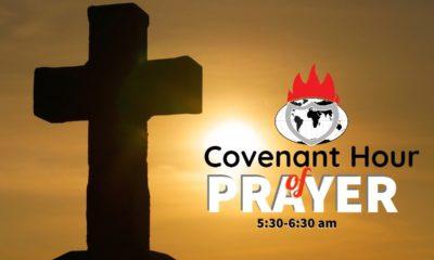 Winners' Chapel 4 June 2020 Covenant Hour of Prayer