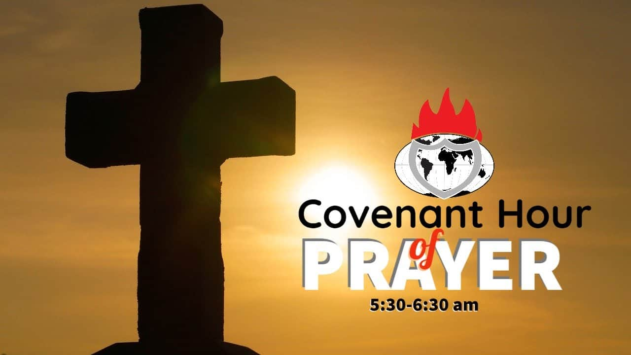 Watch Winners' Chapel 18 May 2020 Covenant Hour of Prayer