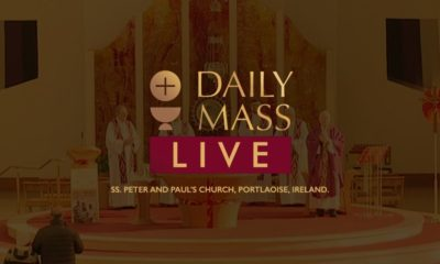 Live Daily Mass 5th June 2020 Friday St Peter & Paul's Church Ireland