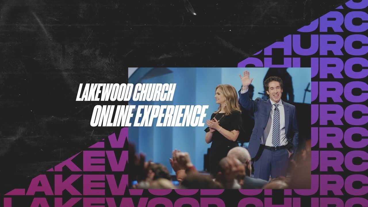 Photo of Lakewood Church Sunday Service 28 June 2020