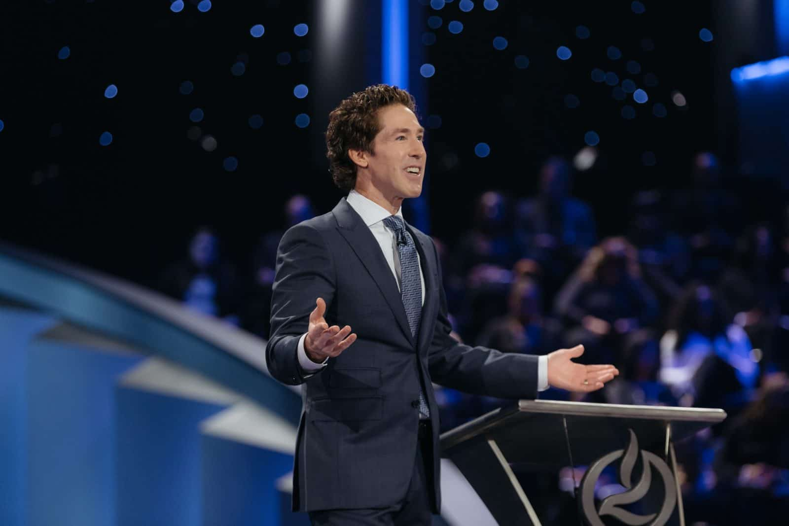 Photo of Joel Osteen Today's Sermon: Travel Steadily