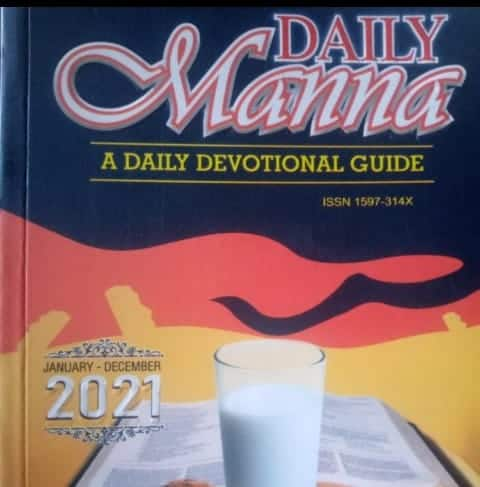 Deeper Life Daily Manna 15th February 2021 Devotional