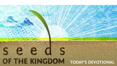 Seeds of the Kingdom Devotional 18 April 2021 By Ellel Ministries Australia