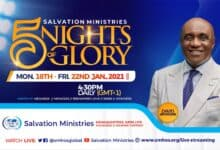 Watch 5Nights of Glory 2021 with Pastor David Ibiyeomie - Day 1