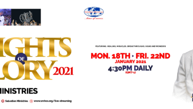 Watch 5 Nights of Glory 2021 Day 2 with Pastor David Ibiyeomie - 5NOG 2021