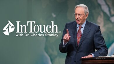 In Touch Daily Devotional 7th March 2021 By Dr Charles Stanley