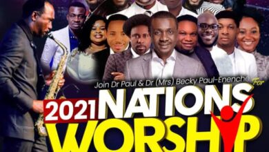 Dunamis 2021 Nations Worship In His Presence