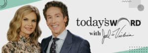Joel Osteen Devotional 9th April 2021