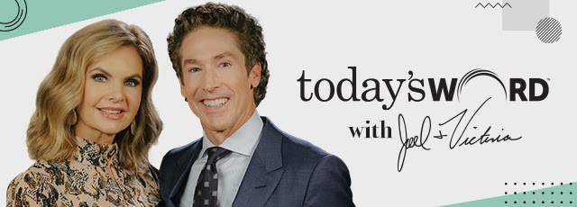 Joel Osteen 30th March 2021 Devotional
