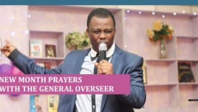 MFM March 2021 New Month Prayers By Dr D.K Olukoya