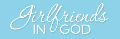 Girlfriends in God Devotional