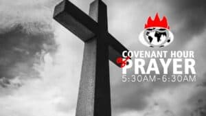 Winners' Chapel Live Service 25 May 2021 Covenant Hour of Prayer