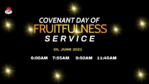 Winners' Chapel Sunday Live Service 20 June 2021 with David Oyedepo